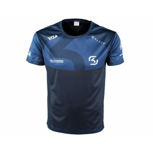 SK Gaming Player Jersey Sponsor Logo