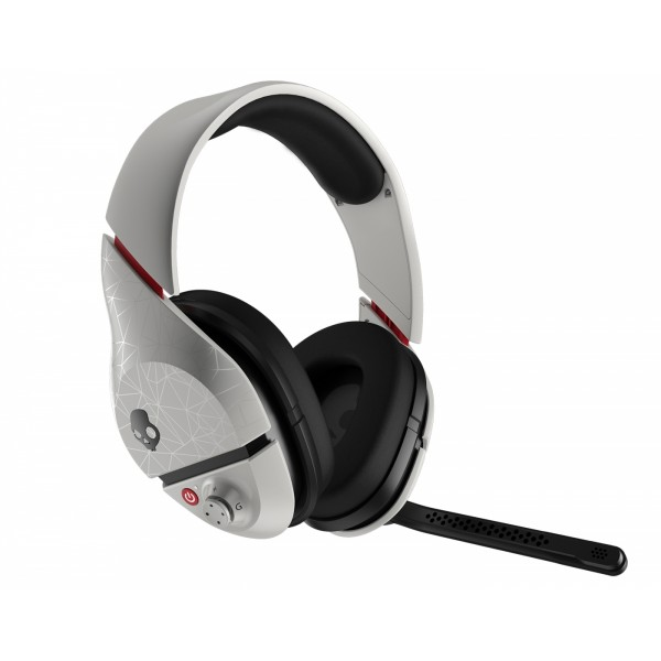 SKULLCANDY PLYR 2 white/black