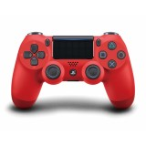 Sony PlayStation DualShock 4 Magma Red
