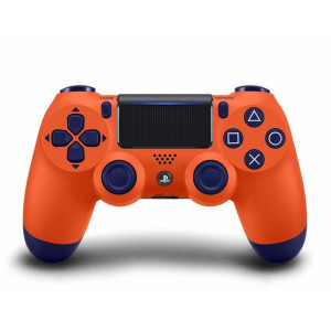 Sony PlayStation DualShock 4 Sunset Orange