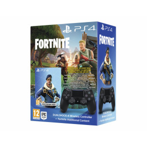 Sony PlayStation DualShock 4 + Fortnite Additional Content