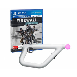 Sony PlayStation VR Aim Controller + Firewall Zero Hour