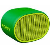 Sony XB01 Extra Bass Green
