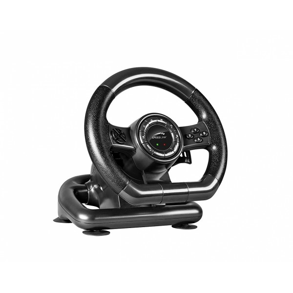 Speedlink BLACK BOLT Racing Wheel for PC