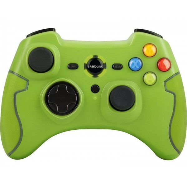 Speedlink TORID Wireless PC/PS3 green