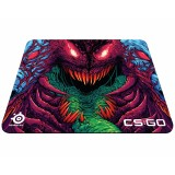 SteelSeries QcK+ CS GO Hyper Beast Edition
