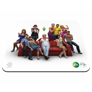 SteelSeries QcK The Sims 4