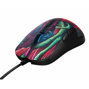 SteelSeries Rival 300 CS:GO Hyper Beast Edition