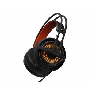 SteelSeries Siberia 350 Black Orange