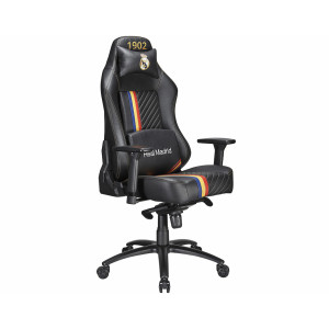 Tesoro Real Madrid Gaming Chair Black