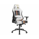 Tesoro Real Madrid Gaming Chair White