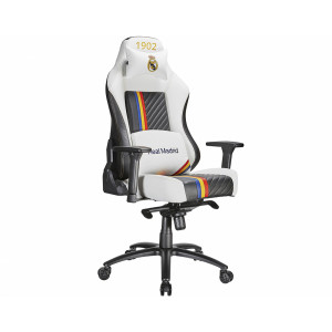 Tesoro Real Madrid Gaming Chair White