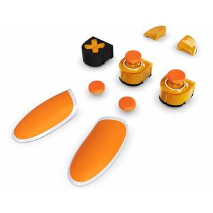 Thrustmaster eSwap X Led Orange Crystal Pack