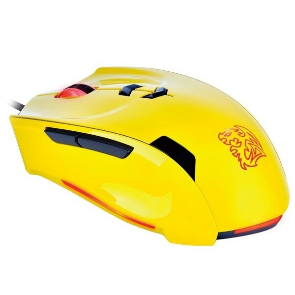 Tt eSPORTS Theron Metallic Yellow