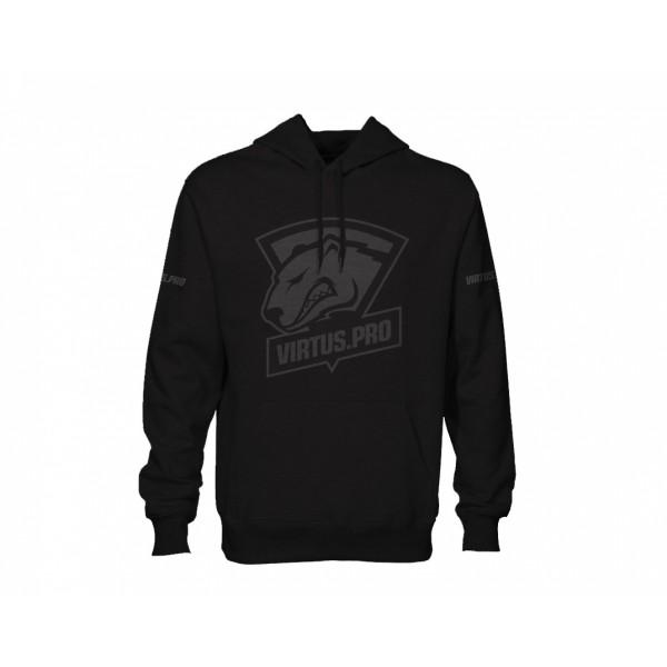 Virtus Pro Hoodie Серый Логотип