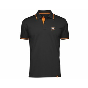 Virtus Pro Polo Shirt Black