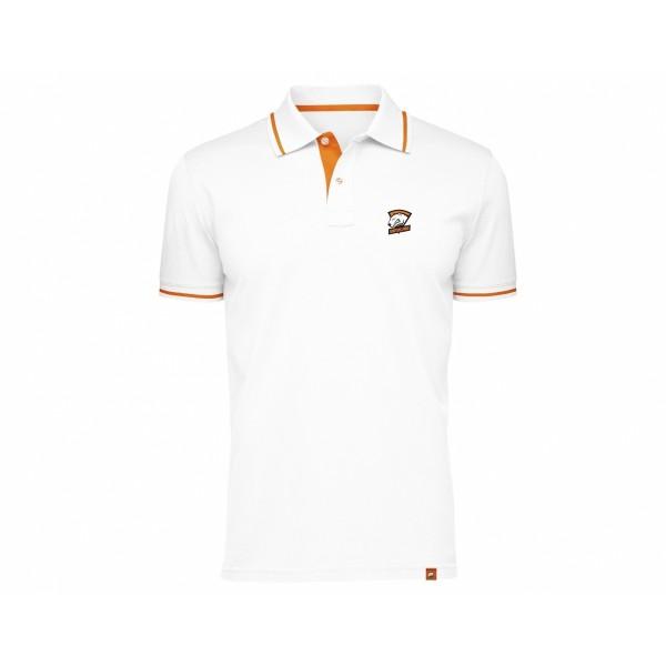 Virtus Pro Polo Shirt White