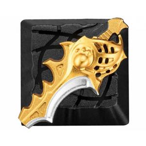 Zomoplus Aluminum Keycap Divine Rapier