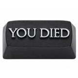Zomoplus Aluminum Keycap You Died