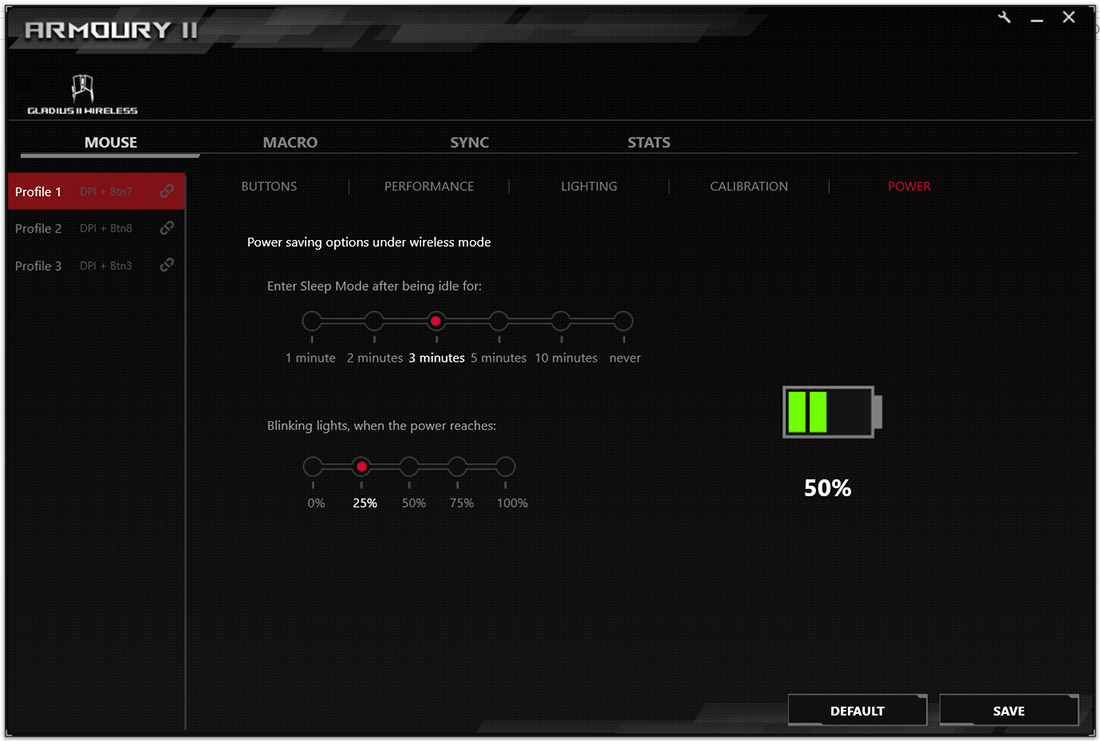 Обзор Asus ROG Gladius II Wireless  Двойной стандарт